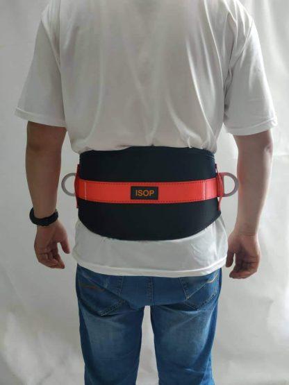Cinturón de seguridad con almohadilla para la cadera 5
