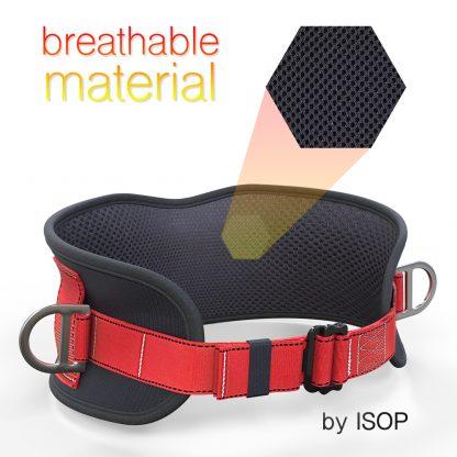 Cinturón de seguridad con almohadilla para la cadera 4