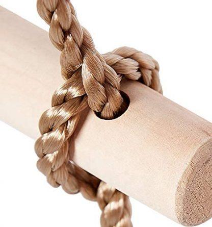 ISOP Escalera de Cuerda para Trepar árboles para Niños de 5m 4