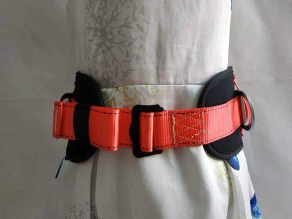 ISOP Ceinture de sécurité avec coussin de hanche 5