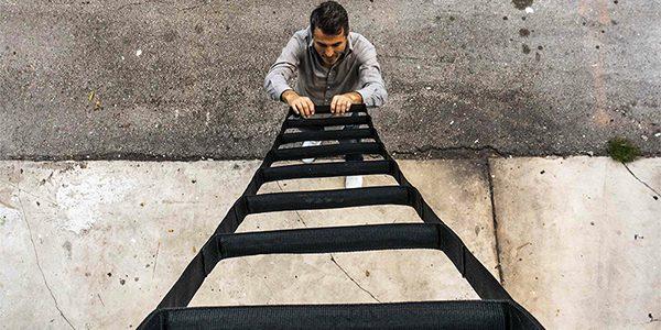 Seules les échelles de secours qui valent la peine d'être achetées en 2021
