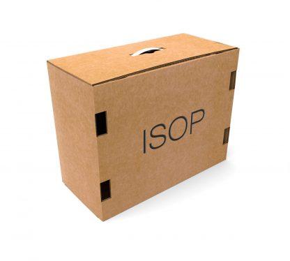 ISOP Scala antincendio scala di corda 2,5 m 3