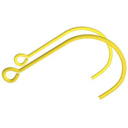 ISOP Brandtrap touwladder 4 m met haken 2 verdiepingen 4