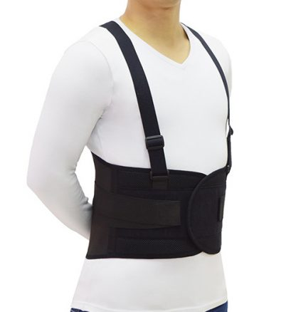 Elastic Back Support Work Belt – Unisex 3
