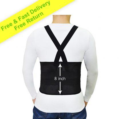 Elastic Back Support Work Belt – Unisex 1