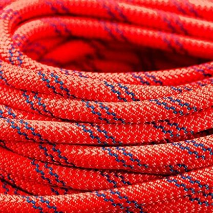 ISOP Climbing Rope 50ft (15m) 8mm for Outdoor Activity - Swing-set Accessories - Tree Climbing Sturdy Rope 10