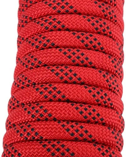 ISOP Climbing Rope 50ft (15m) 8mm for Outdoor Activity - Swing-set Accessories - Tree Climbing Sturdy Rope 8