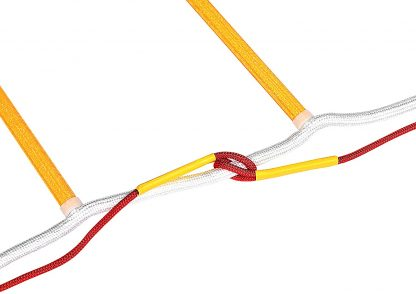 Fire Evacuation Rope Ladder 3-4 Story Homes 10m with Safety Cord 4