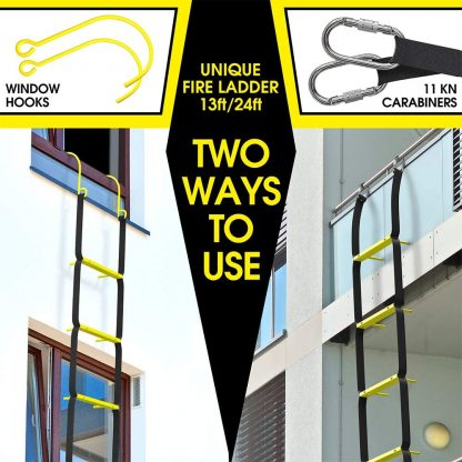 ISOP Fire Escape Ladders 13ft 3